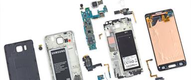precio reparación iphone