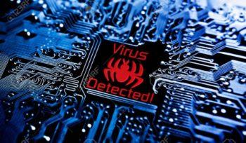 infección de virus
