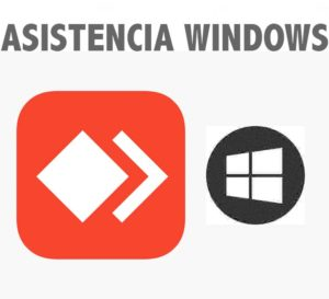 tecnico remoto windows
